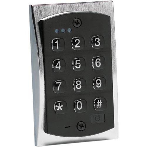 Linear PRO Access 2000e: 2000 Series e Style Flush-mount Backlit Access Control Keypad