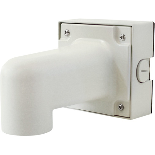 AV-WMJB Wall Mount Bracket with Junction Box (Ivory)