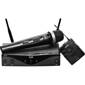Harman WMS420 Vocal Set Professional Wireless Microphone System