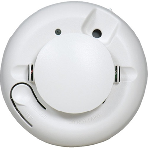 2GIG Smoke, Heat, & Freeze Detector - Fire Detection - Ceiling Mount, Wall Mount - White