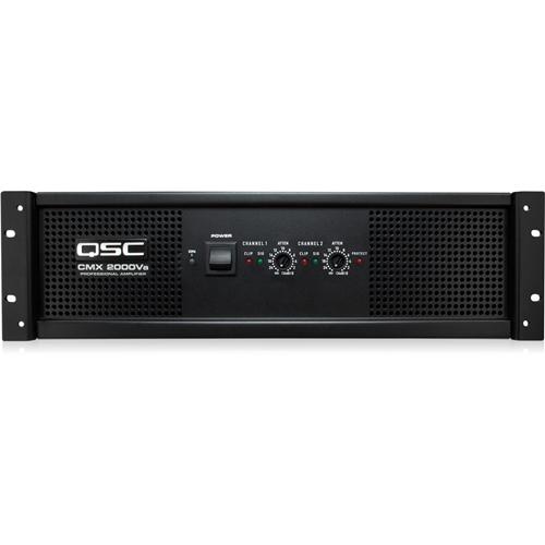QSC CMX2000Va Amplifier - 5000 W RMS - 2 Channel