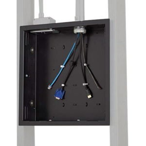 Chief PAC526F Large In-Wall Storage Box with Flange