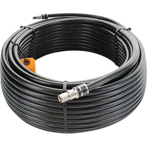 Wilson 100 ft. RG11 Cable with F Connectors (F-Male - F-Male)