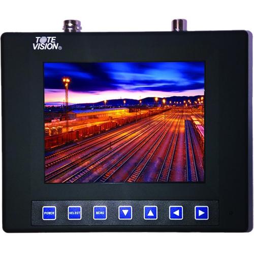"""tote vision LED-502V 5"""" VGA LED LCD Monitor - 4:3"""