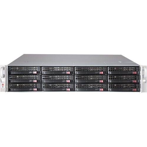 BLKJACK E-RACK NVR RS 40TB - PWR BY DW