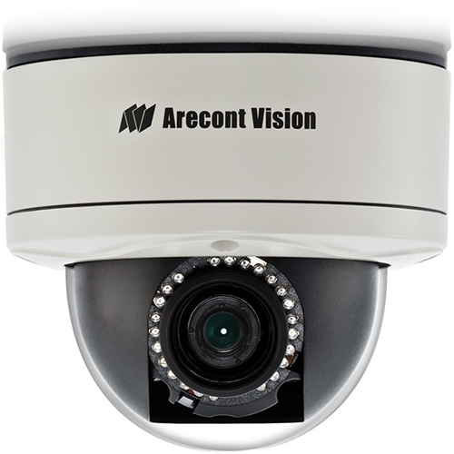 Arecont Vision MegaDome 2 AV2255 2 Megapixel Network Camera - Dome