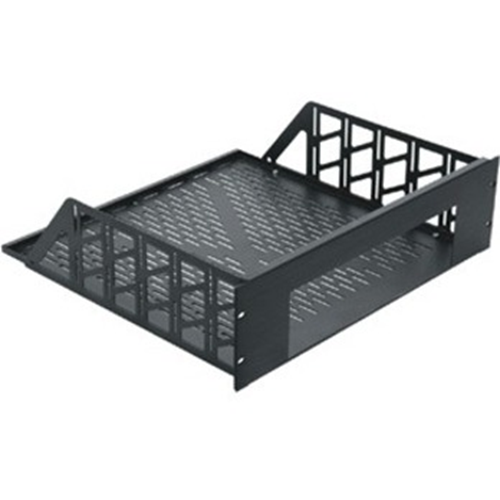 "Middle Atlantic Custom Shelf, 5 RU, 11.5""D, Textured"