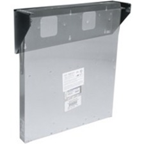 4-Space Vertical Panel Mount