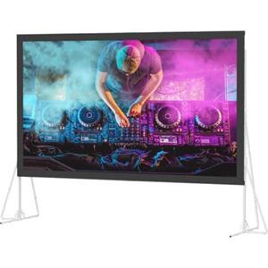 """Da-Lite Heavy Duty Fast-Fold Deluxe 184"""" Projection Screen"""