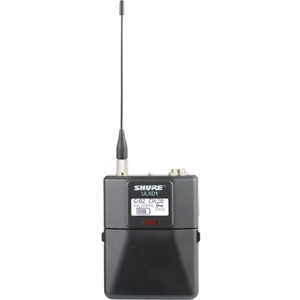 ULXD1 Wireless Bodypack Transmitter - G50 / 470 to 534MHz