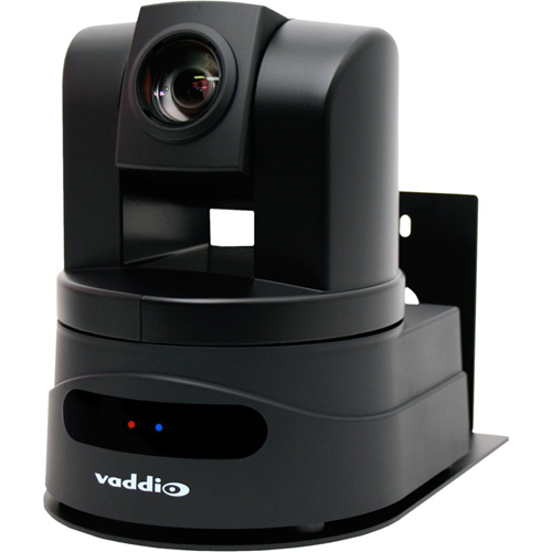 Vaddio Mounting Bracket for Surveillance Camera - Black