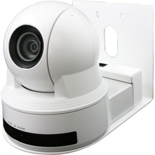 Vaddio Wall Mount for Surveillance Camera - White