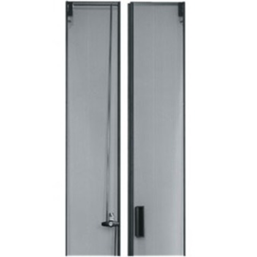 CLVRD-WMRK-42LH Rear Door with Split Perforation
