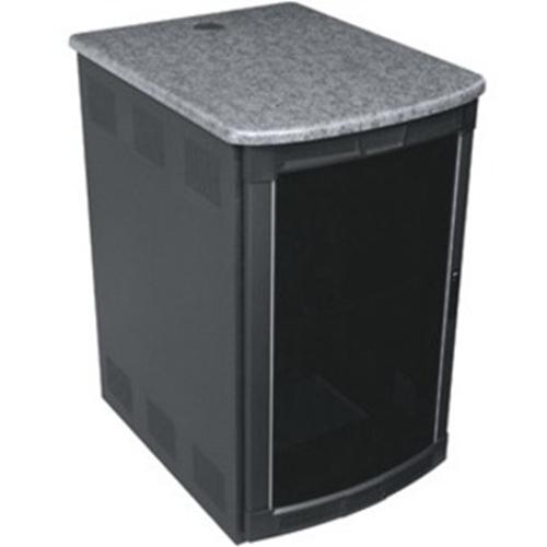 BGR-19SA27MDK Presentation Enclosure System (Dark Cherry)
