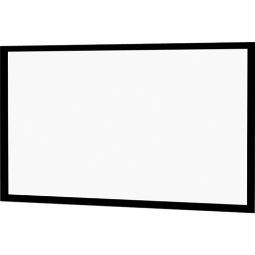 "Da-Lite Cinema Contour 110"" Fixed Frame Projection Screen"