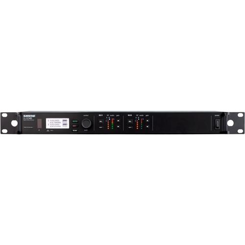 Shure Dual-Channel Digital Wireless Receiver