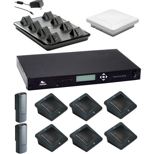 Revolabs Executive Elite Wireless Microphone System