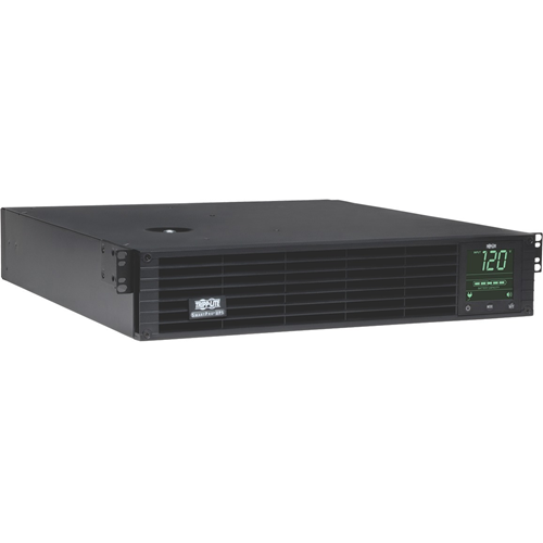Tripp Lite UPS Smart 3000VA 2880W Rackmount AVR 120V Preinstalled SNMPWEBCARD Pure Sine Wave USB DB9 2URM TAA