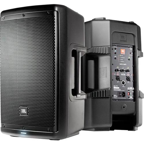 JBL Professional EON610 Portable Bluetooth Speaker System - 500 W RMS