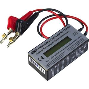 ACT CHROME 12V SLA Intelligent Battery Tester