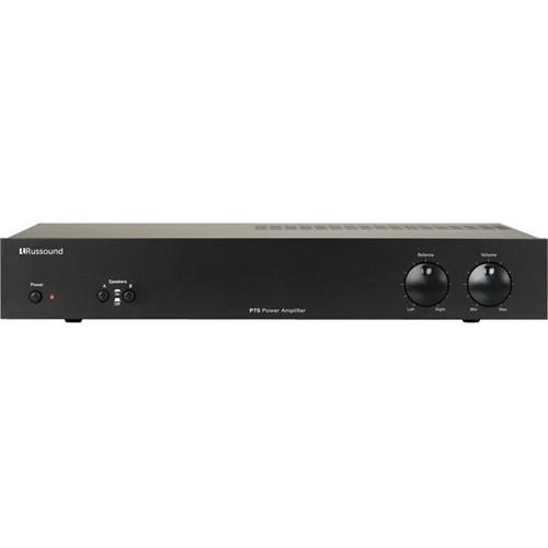 2-Channel Dual Source 75w Amplifier
