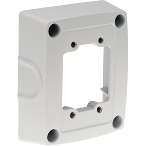AXIS T94R01P Mounting Box for Network Camera, Camera Housing - White