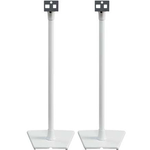 SPEAKER STANDS DESIGNED SONOS  FOR PLAY:1 & PLAY:3 SPEAKERS WHITE