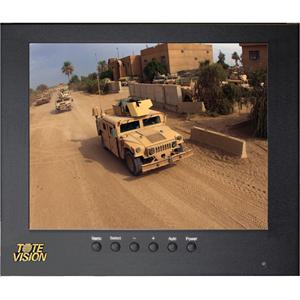 """tote vision LED-803HD 8"""" HD LED LCD Monitor - 4:3"""