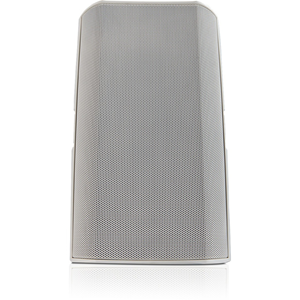 QSC AD-S8T 2-way Indoor/Outdoor Surface Mount Speaker - 400 W RMS - White