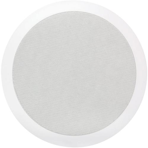MTX CT625C 6-1/2 2-Way In-Ceiling Speaker - Pair (White)