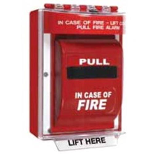 STI Universal Stopper STI-13230NW Fire Equipment Enclosure