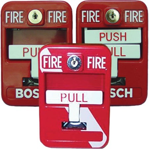 Bosch FMM-100SATK Single-Action Manual Station (Red)