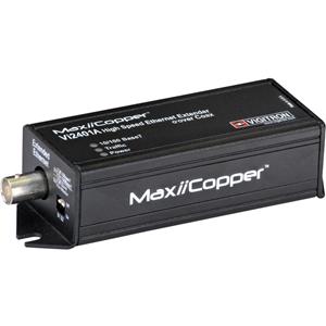 Vigitron Vi2401A MaxiiCopper High-Speed Ethernet Extender over Coax