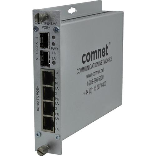 ComNet CNGE2FE4SMS Ethernet Switch