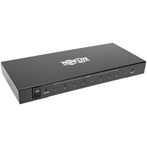 Tripp Lite 8-Port 4K HDMI Video Splitter Ultra-HD 4K x 2K Video & Audio 3840x2160 @ 30Hz