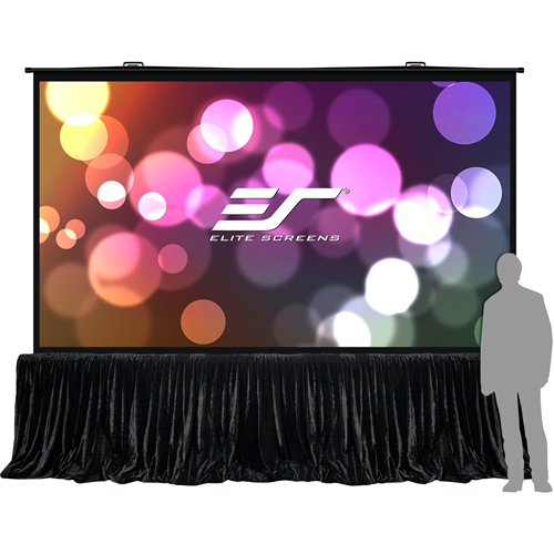 Elite Screens QuickStand 5-Second Series