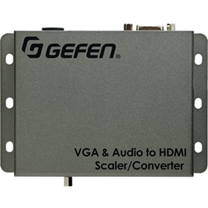 VGA & AUDIO TO HD SCALER / CONVERTER (PR