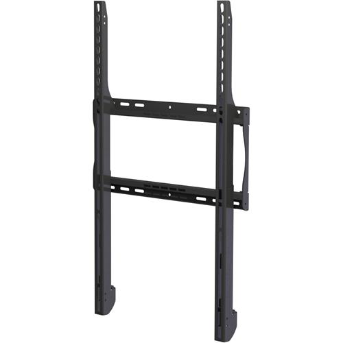 Peerless-AV ESF655P Wall Mount for Flat Panel Display - Black