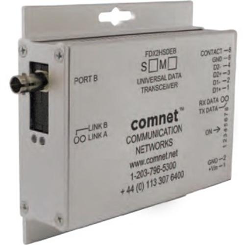 ComNet FDX2HSDS1EA/M Transciever/Media Converter