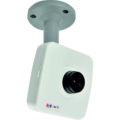 ACTi E13A 5 Megapixel Network Camera - Cube