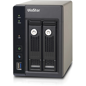 QNAP VioStor VS-2200 Pro+ Network Video Recorder