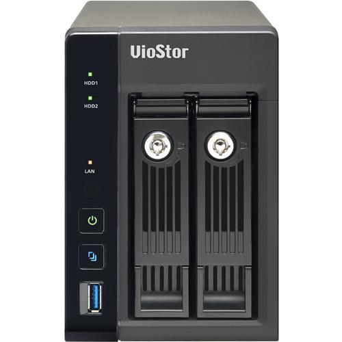QNAP VioStor VS-2208 Pro+ Network Video Recorder
