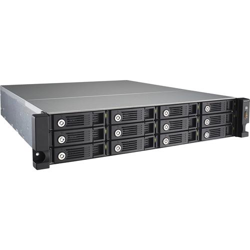 TVS-1271U-RP-I5-16G 2U 12BAY 3,0GHZ QC 4XGBE 4XUSB3.0 RPS