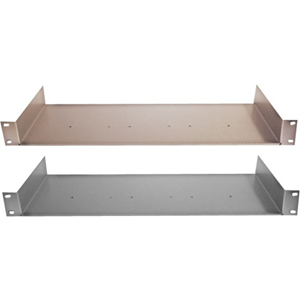 1U RACK TRAY - GRAY FINISH