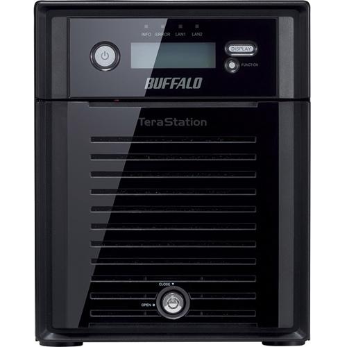 Buffalo (WS5400DN0804W2) NAS Server