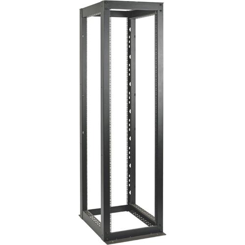 Tripp Lite 48U 4-Post Open Frame Rack Cabinet Heavy Duty 3000lb Capacity