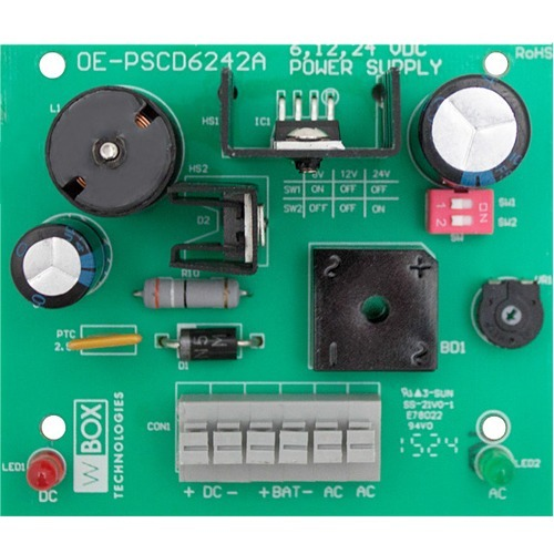 W Box (PSCD6242A) Power Module