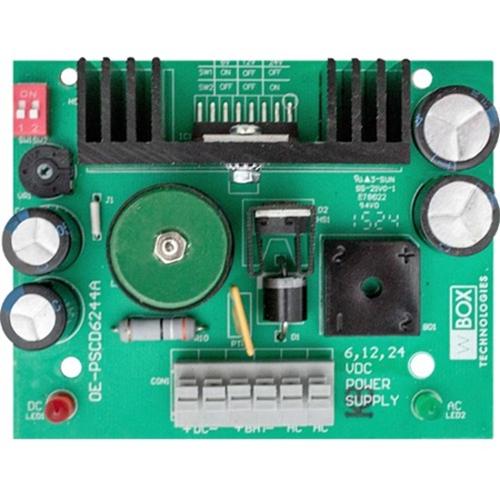 W Box 4 Amp Power Supply Module