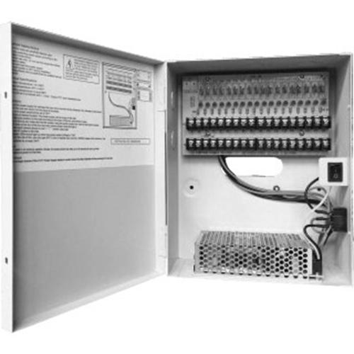 W Box 18 Channel 5 Amp CCTV Power Supply
