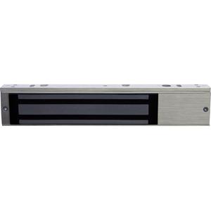 W Box Magnetic Lock 600 lbs Holding Force - 12 V DC, 24 V DC - 600 lb Holding Force